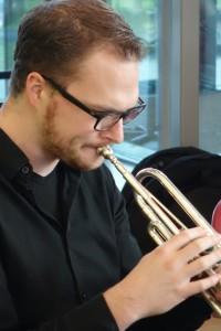 Pieter Slegers, eerste trompettist