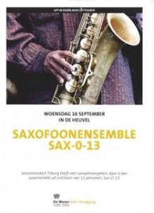 saxofoonensemble