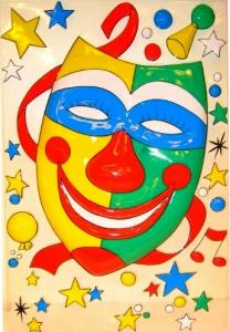 masker carnaval NKH